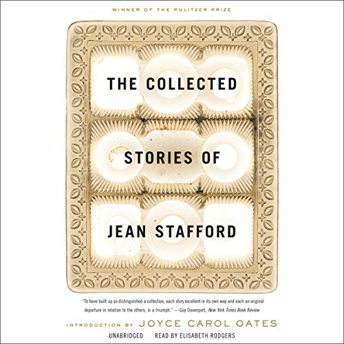 The Collected Stories of Jean Stafford cover art