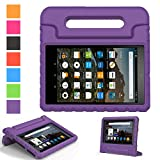 Amazon fire HD 8 case (Fit 6th,7th Generation 2016/2017