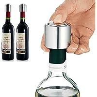 VABNEER 10 Paquete Bolsas de Papel para Botellas de Vino Embalaje Botellas Vino para Aniversario 4.7 x3.93 x 14 Pulgadas Oro Cumplea/ños y Festival