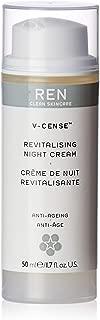 Ren V-Cense Revitalising Night Cream, 1.7 Ounce