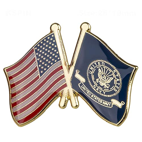 U.S.A & Christian Friendship Flag Badge Flag Brooch National Flag Lapel Pin International Travel Pins Collections