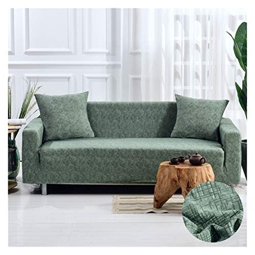 NEWRX Cubierta de sofá Cross Geométrico Moderno Todo Incluido Sofá Sofá Sofá Sofá Sofá Sofá Cubiertas para Sala de Estar (Color : Color 19, Specification : 2 Seater 145 185cm)