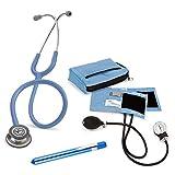 Set Enfermera Profesional + Grabado Personalizado (Azul)