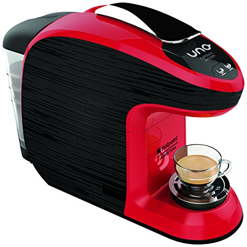 Hotpoint CM HB QBR0 Macchina per Caffe Espresso, 1300 watts, 0.85...
