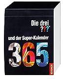 Die drei ??? und der Super-Kalender - Andrea Köhrsen