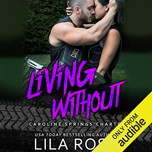 Living Without audiobook cover art