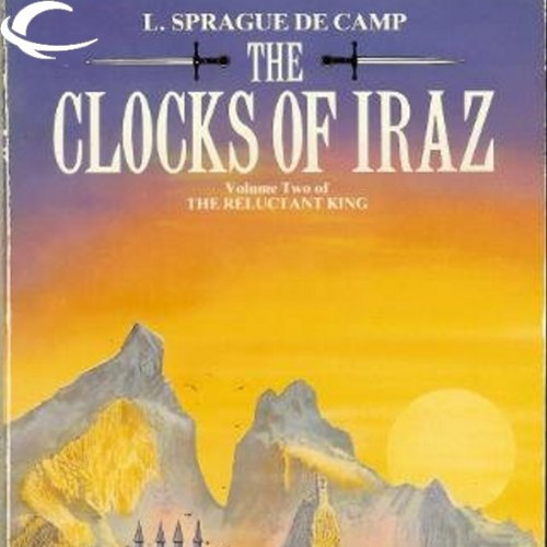The Clocks of Iraz audiobook cover art