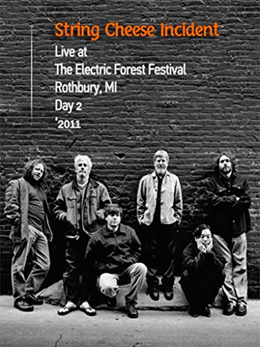The String Cheese Incident - Live at The Electric Forest Festival Day 2 part I