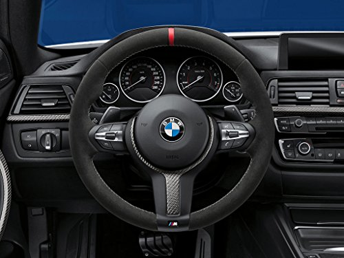 BMW Original 3er GT F34 M Performance Lenkrad II Alcantara mit Carbonspange