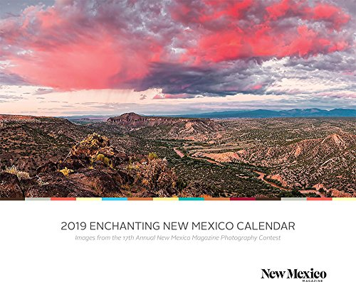 2019 Enchanting New Mexico Calendar