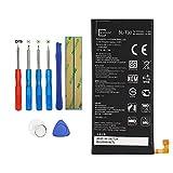 Vvsialeek BL-T30 Batterie de téléphone portable compatible avec LG X Power 2 M320F M320TV M322...