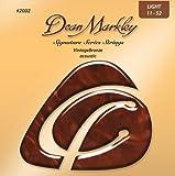 Dean Markley 2002A 11-46 Vintage Bronze LT Acoustic Guitar Strings