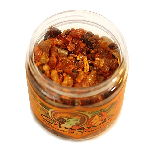 Prabhuji's Gifts Resin Incense Ananda - Clearing Negativity - 2.4oz jar