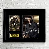 jensen ackles merchandise - Jensen Ackles Supernatural Signed Autographed Photo Mat Custom Framed 11 x 14 Replica Reprint Rp