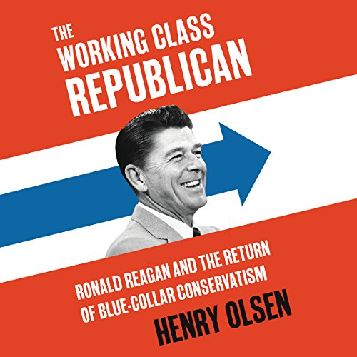 Working Class Republican audiobook cover art