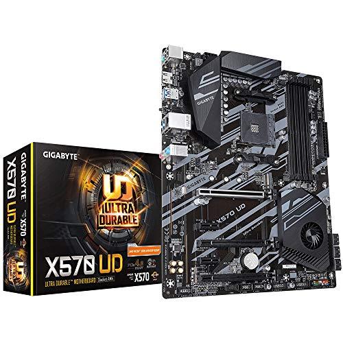 Gigabyte x570 UD (Socket AM4/x570/DDR4/S-ATA 600/ATX) Interno Unidad de Disco óptico