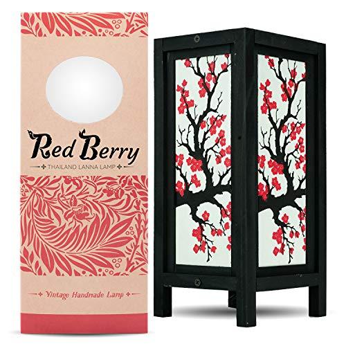 Japanese Sakura Flower Table Lamp