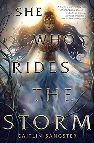 She Who Rides the Storm (English Edition)