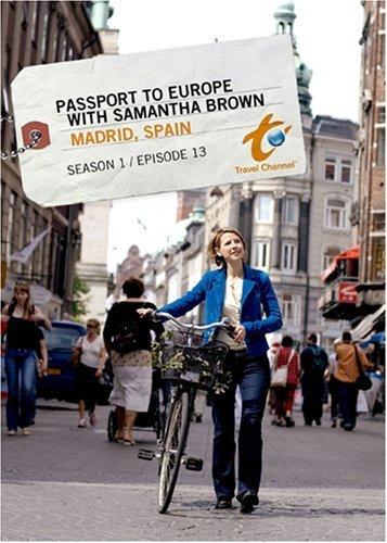Passport to Europe with Samantha Brown Season 1 Episode 13: Madrid, Spain