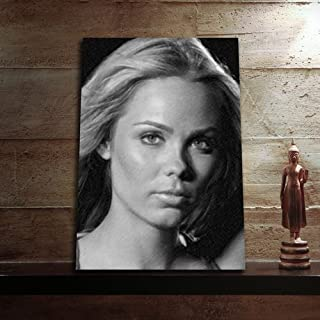 LAURA VANDERVOORT - Original Art Print (LARGE A3 - Signed by the Artist) #js003