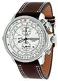 [セイコー] SEIKO 腕時計 アラームつきパイロットクロノ SNAB71P1 [並行輸入品]