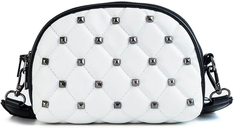Zyup Crossbody bag Umhängetasche Mode Mode Mode Rhombic Stickerei Linie Shell Tasche Breite Schulter Einzigen Wilden B07QLCGWVB  Ideales Geschenk für alle Gelegenheiten c62bf7