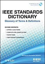 IEEE Standards Dictionary: Glossary of Terms and Definitions