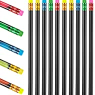 Color Changing Mood Pencil for Kid 2B Changing Pencil Assorted Color Thermochromic Pencils with Eraser for Students (30 Pieces)