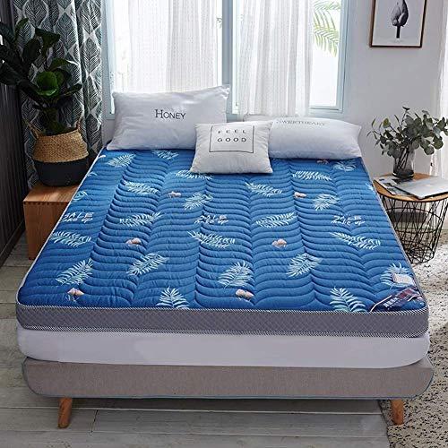 Suelo Tatami Colchón, japonés Plegable Enrollar Almohadilla para Dormir Espesar Respirable Futon Colchón para el Dormitorio Sala de Estar Camping (Color : I, Size : 150x190cm(59x75inch))