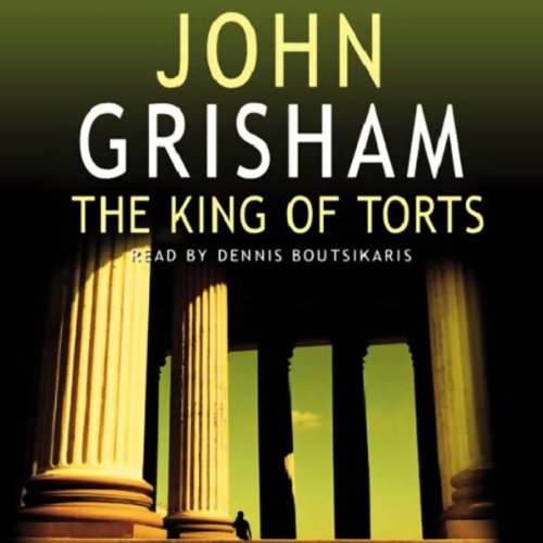 The King of Torts audiobook cover art