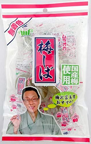 村岡食品工業『梅しば(110g)無着色』