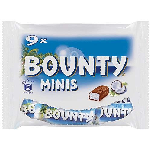 Bounty Minis Milchschokolade, 275g