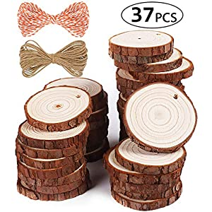 5ARTH Natural Wood Slices