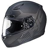 HJC CL-17 Mission Full-Face Motorcycle Helmet (MC-5F, XX-Large)