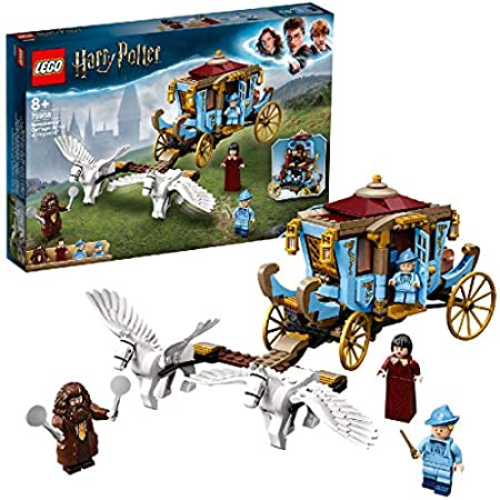 LEGO Harry Potter - La Carrozza di Beauxbatons: arrivo a Hogwarts