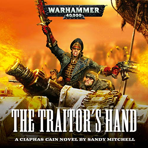 The Traitor's Hand cover art