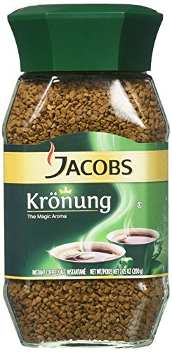 Jacobs Kronung Instant Coffee 200 Gram / 705 Ounce Pack of 1