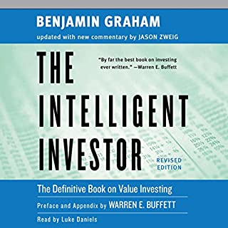 The Intelligent Investor Rev Ed. cover art