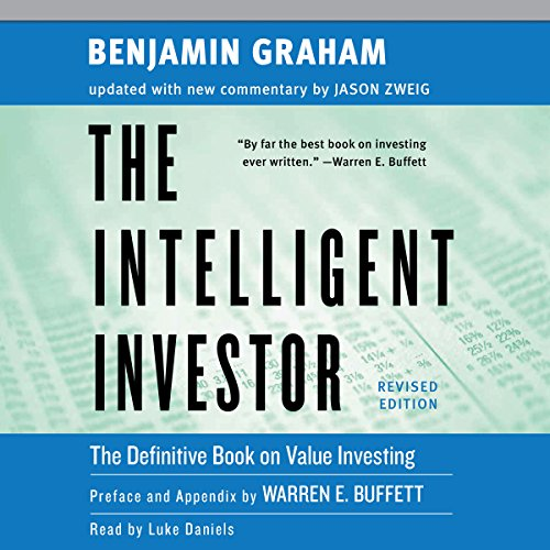 The Intelligent Investor Rev Ed. audiobook cover art