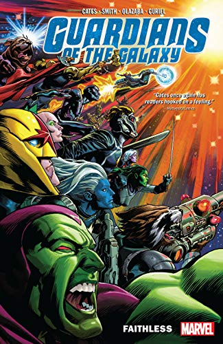 Guardians Of The Galaxy Vol. 2: Faithless (Guardians of the Galaxy (2019)) (English Edition)