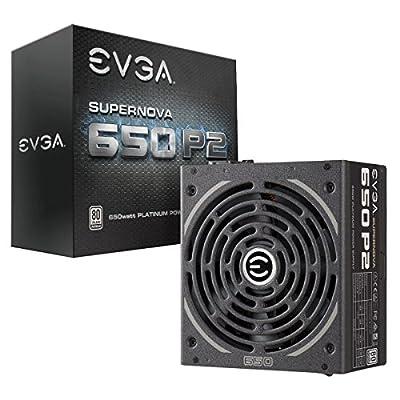 EVGA Supernova P2 Power Supply 80PLUS Platinum Certified ATX Power Supply