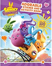 Sunny Bunnies: Adorable Sticker and Activity Book: More than 100 Stickers (US Edition)
