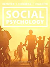 Social Psychology: Goals in Interaction Plus NEW MyLab Psychology with Pearson eText -- Access Card Package (6th Edition)