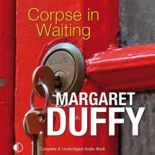 Corpse in Waiting audiobook cover art
