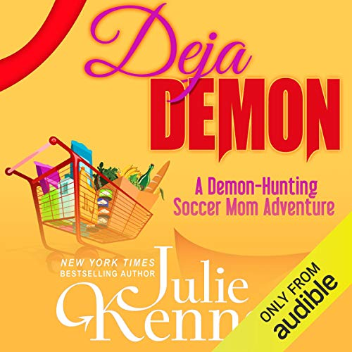Deja Demon audiobook cover art