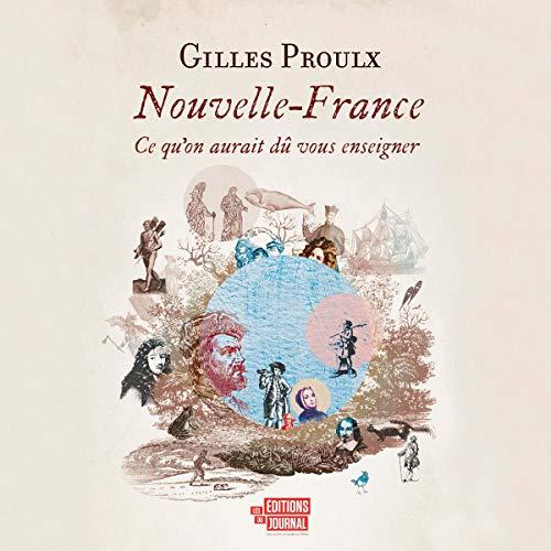 Page de couverture de Nouvelle-France