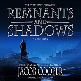 Remnants and Shadows audiobook cover art