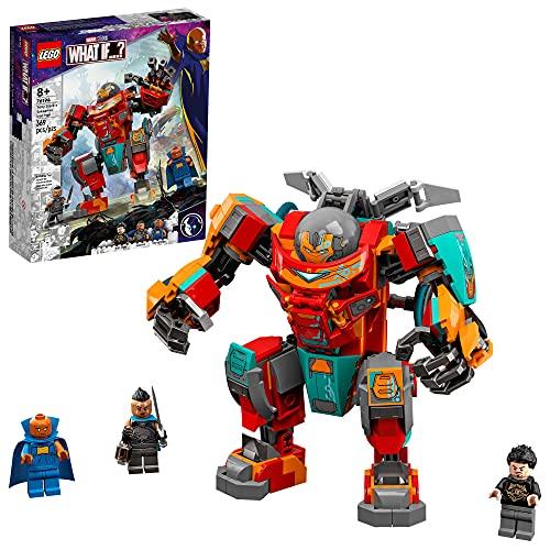 LEGO® Marvel Iron Man Sakaariano de Tony Stark