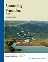 Accounting Principles Volume 1 Eleventh Edition
