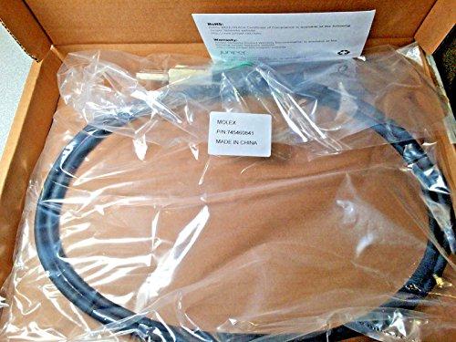 Juniper ex-CBL-vcp-1m Ethernet-Kabel 1m schwarz